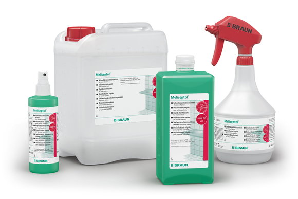 Meliseptol - Flächen-Desinfektion 250 ml
