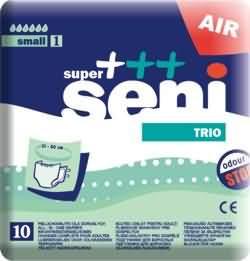 Super Seni Trio - hohe Saugstärke - Größe S - 10 Stk.