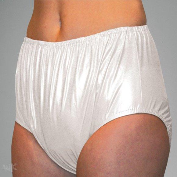 SUPRIMA - Inkontinenzhose 205 - Gr. 50 weiss