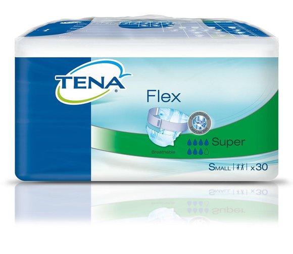 TENA Flex Super S (Small) Größe 1 / 1 x 30 Stück