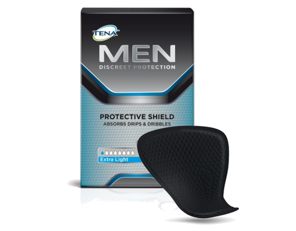 TENA Men Protective Shield Extra light Level 0 - Einlagen 8 x 14 Stk