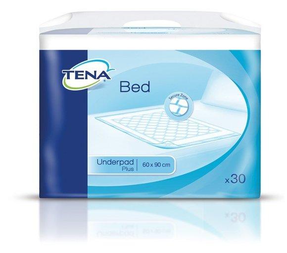 TENA Bed PLUS 60 x 90 cm - 4 x 30 Stk.