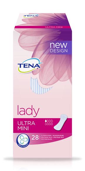 TENA Lady - Ultra Mini / 10 x 28 Stück