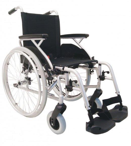 Leichtgewicht-Rollstuhl Litec ohne TB - 45 cm Sitzbreite